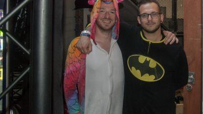 Festivalfashionista's: vrijwilligers Jochem en Bart