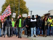 Leuzen als 'Heil Hitler' bij coronademonstratie Den Bosch, Centraal Joods Overleg geschokt