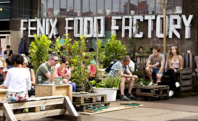 De Fenix Food Factory verhuist rond de jaarwisseling.
