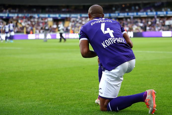 Vincent Kompany.