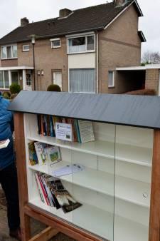 Ollanders maken elkaar blij met boeken