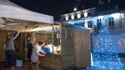 Stad Ronse zoekt verenigingen en handelaars die originele geschenken willen verkopen op de kerstmarkt