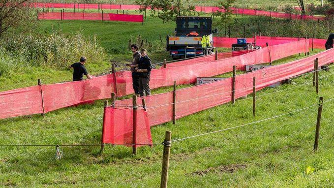 Aanpassingen aan parcours zorgen voor meer spektakel tijdens Polderscross
