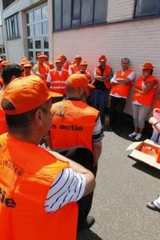 70 werknemers Recticel leggen werkzaamheden neer