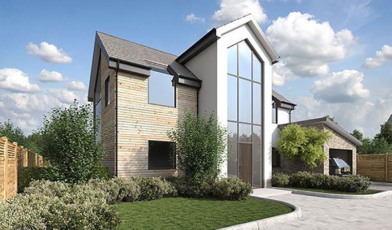 architect ontwerpt het perfecte huis wonen hln