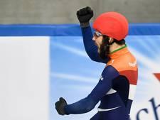 Oppermachtige Knegt Europees kampioen shorttrack