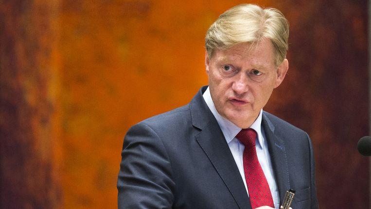 Staatssecretaris Martin van Rijn van Volksgezondheid, Welzijn en Sport (VWS). Beeld anp
