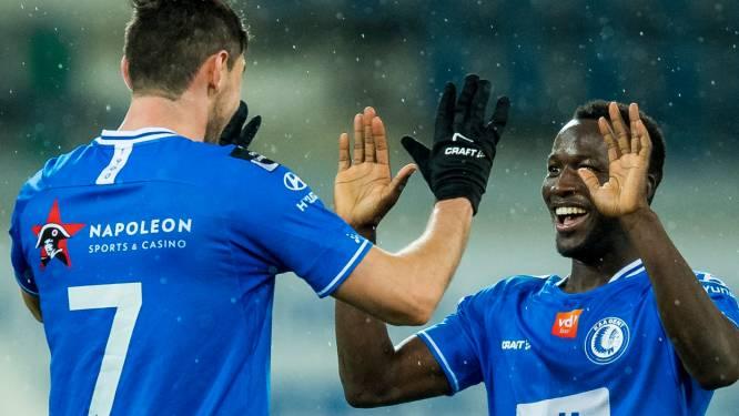 AA Gent roept Waasland-Beveren zonder pardon halt toe en kan met vertrouwen naar clash met Club