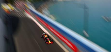 Verstappen ontloopt straf in Monaco