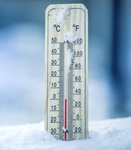 Winter in de Achterhoek: koudste nacht in ruim een jaar
