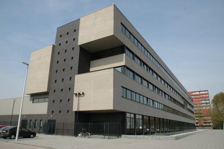 De Guide de Brèsschool in Rotterdam. Beeld .