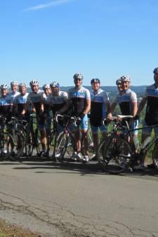 Udense wielrenners kiezen voor 'alternatieve' inzegening in Nuland na vergissing