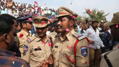 Dierenarts (27) verkracht en in brand gestoken: Indiase politie schiet 4 verdachten dood