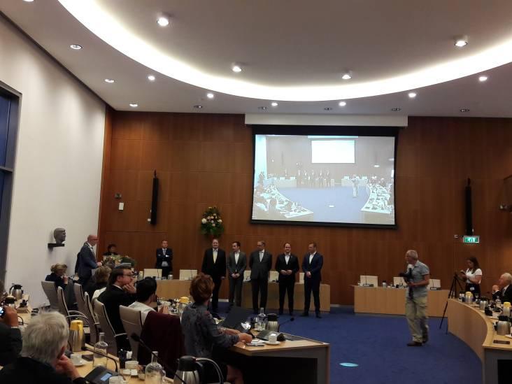 Bossche coalitie bestaat uit meer dan vijf partijen