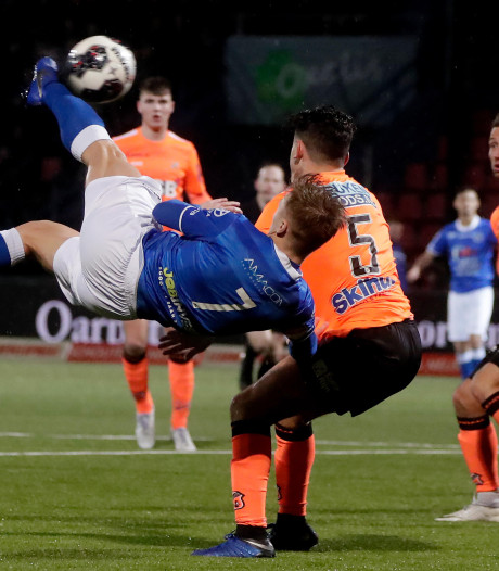 Schitterende omhaal Blummel voorkomt nieuwe nederlaag FC Den Bosch
