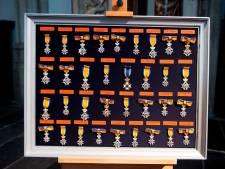 Elftal onderscheidingen in Steenwijkerland
