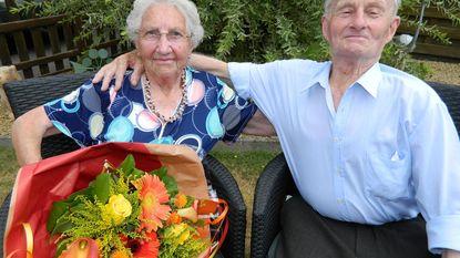 Maurice (93) en Irma (90) vieren 70 jaar liefde