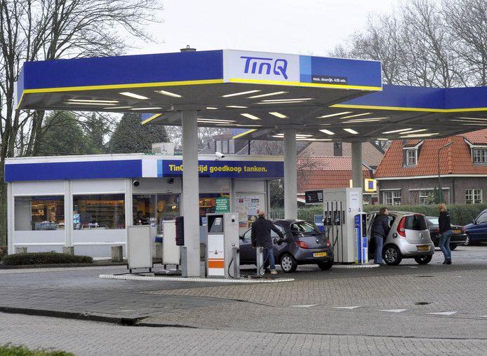 De prijzen van diesel en benzine liggen in Nederland het verst uit elkaar