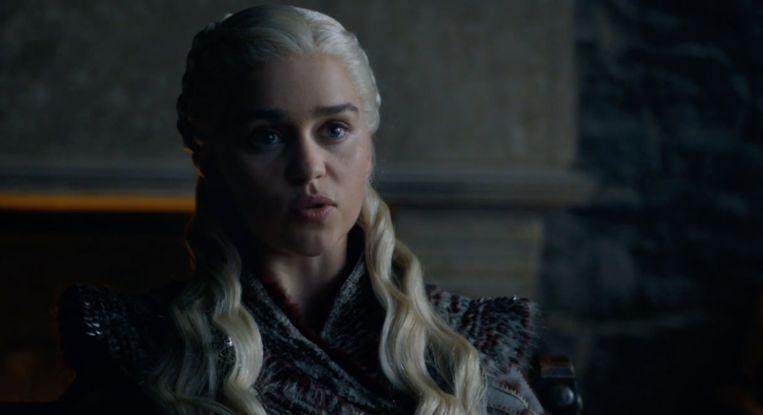 Daenerys begint bloeddorstiger dan ooit te worden.
