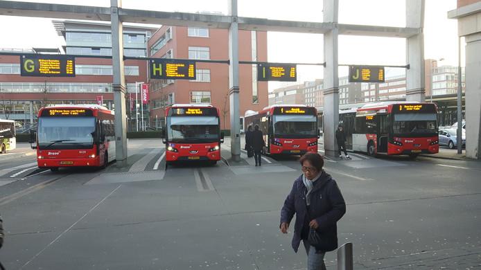 Na 19.00 uur kun je niet meer met cash betalen in de Bossche stadsbussen