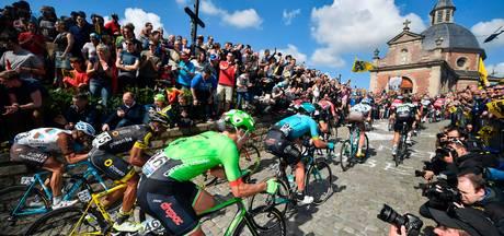 Tour 2019: Muur van Geraardsbergen en finish bij Atomium