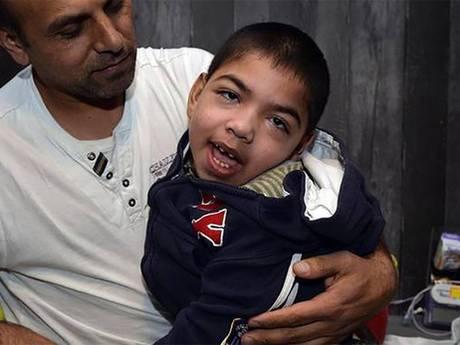 Rechter: Terminale Amir (10) nog niet terug naar zijn ouders