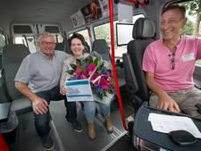 Buurtbus 224 heeft de 300.000 ste passagier vervoerd