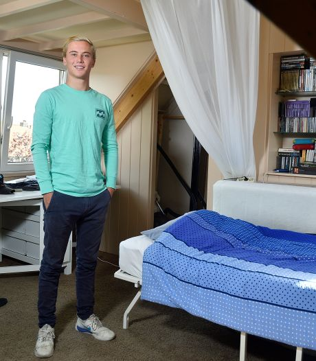 Een piepkleine kamer die 700 euro kost? Te huur in Utrecht en studenten staan ervoor in de rij<br><br><br>
