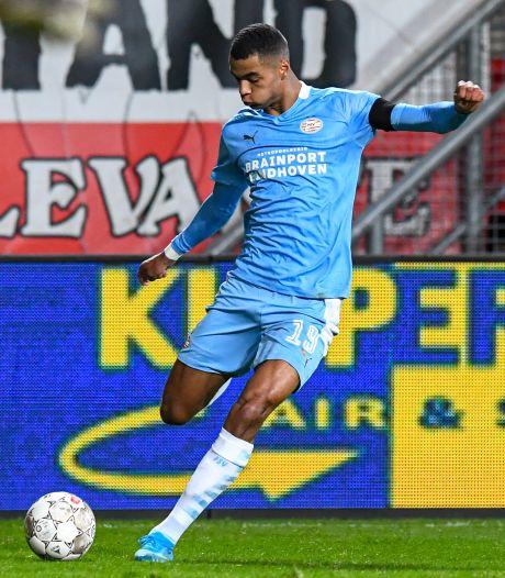 Cody Gakpo vindt dat de PSV'ers elkaar goede ballen moeten gunnen: 'We praten over situaties die beter kunnen'