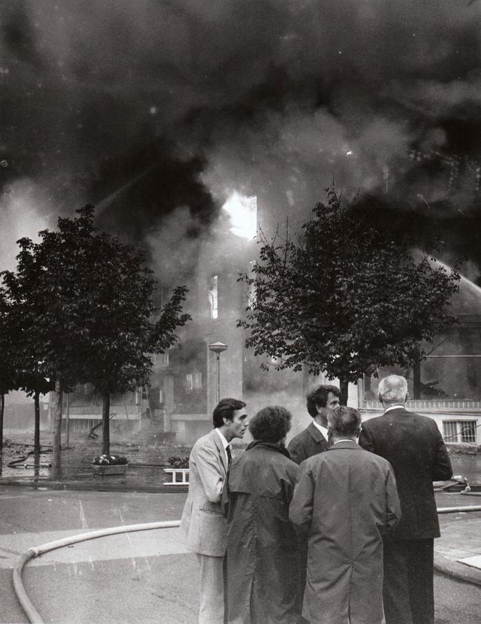 28 september 1971: grote brand in hotel 't Silveren Seepaerd. Er vielen elf doden bij de brand, onder wie een speler van de Oost-Duitse voetbalclub Chemie Halle die tegen PSV had gespeeld.