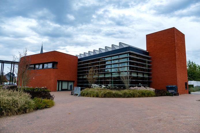 Bibliotheek van Boechout.