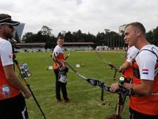 Ossenaar Rick van der Ven plaatst zich voor volgende ronde WK handboogschieten