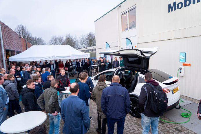 Het Hoornbeeck College heeft een dependance geopend in Hoevelaken.