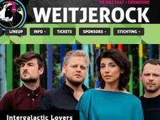 Intergalactic Lovers speelt op Weitjerock