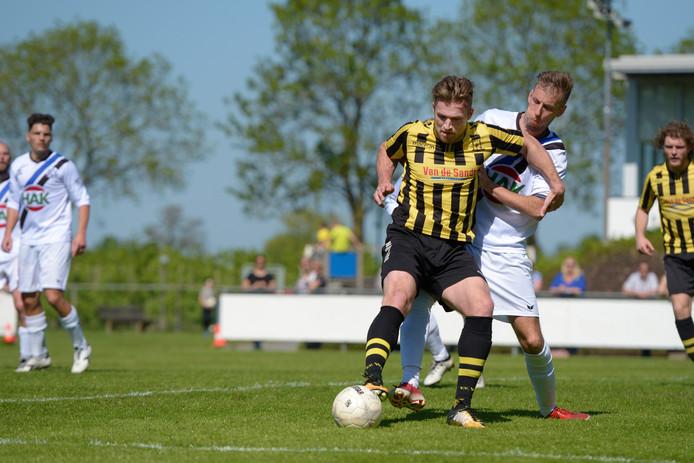Willem-Paul van der Heijden van WNC. Archieffoto.