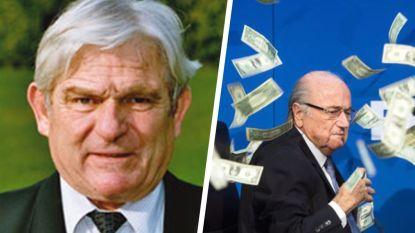 Nog wat vuile FIFA-was naar buiten: 343.000 euro voor weduwe van 'enige echte vriend van Blatter' en wel heel veel geld voor Zwitserse liefdadigheid
