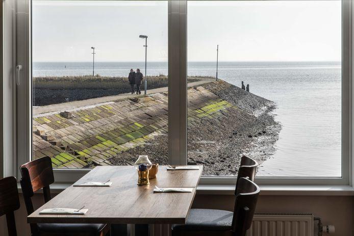Archieffoto: restaurant de Viskeete in Yerseke.