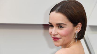 """Emilia Clarke bezweek bijna aan hersenaneurysma: """"Ik ben nog nooit zo bang geweest als toen"""""""
