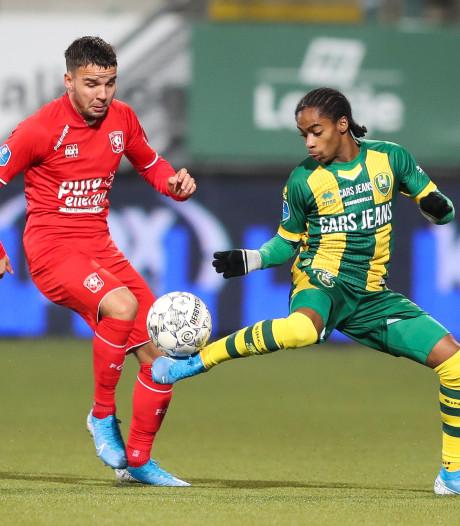 LIVE | ADO en FC Twente kunnen elkaars keepers nog niet op de proef stellen