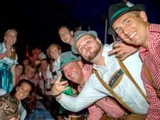 Bijna 3.000 bezoekers bij Oktoberfeesten in Afferden