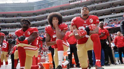 """Trump: """"Knielen tijdens het volkslied? Dan kijk ik geen sport meer!"""""""
