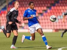 Jong FC Den Bosch maakt het zichzelf moeilijk, maar wint wel