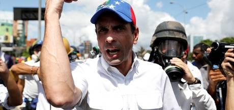 Oppositieleiders Venezuela gewond bij confrontatie met veiligheidsdiensten