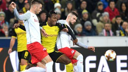 Herbeleef de uitschakeling van Bathuayi en Dortmund, Jordan Lukaku kon zich met Lazio wél plaatsen