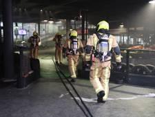 Karter ernstig gewond nadat kart in brand vliegt