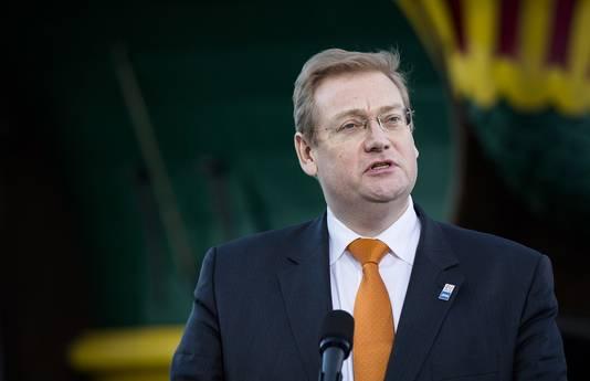 Minister Van der Steur