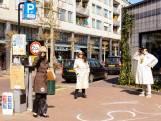 Zeister 'detectives' protesteren tegen 5G
