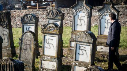 Racistische en xenofobe feiten in Frankrijk met 130 procent toegenomen