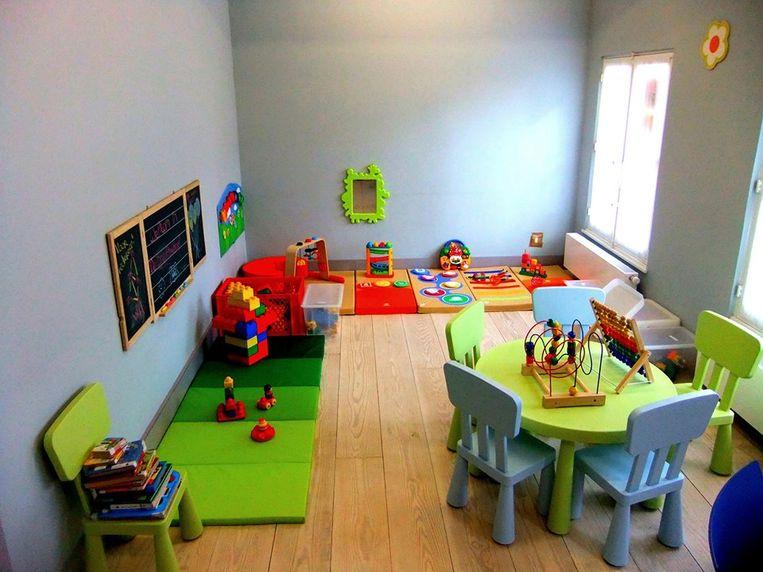Illustratiebeeld: Een speelhoek bij Huis Van Het Kind.