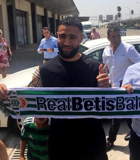 Fekir au Betis, c'est officiel